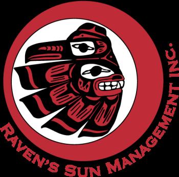 RavenSun(logo)_signage(OL)redtype
