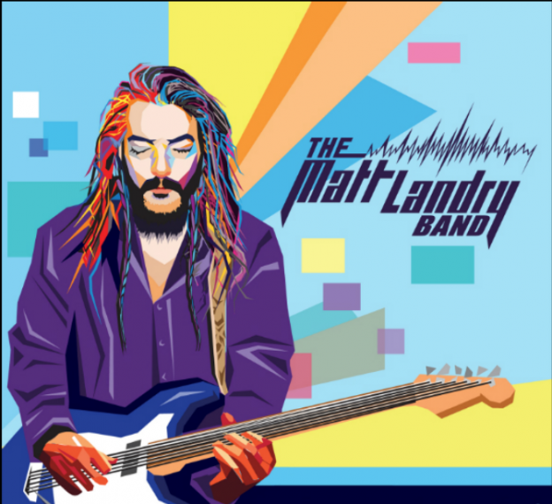Matt Landry Band Cover Pic